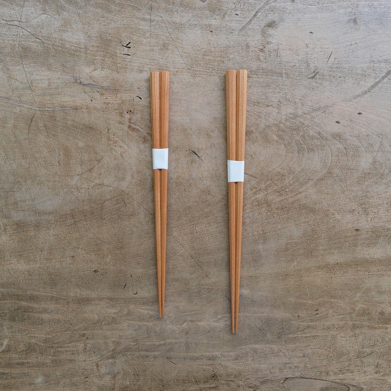 山桜 八角箸
