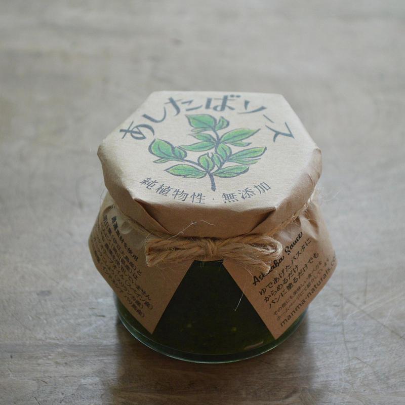 manma naturals / あしたばソース