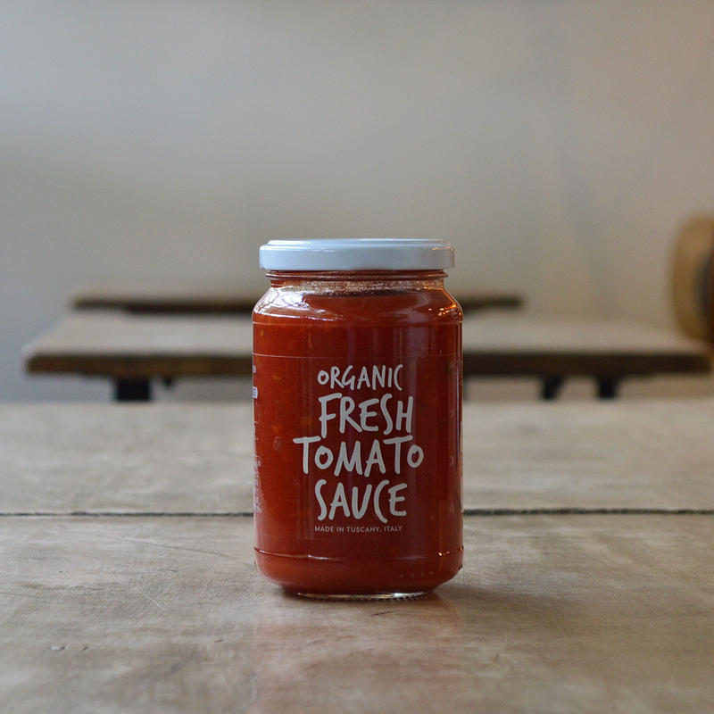 ラ・クチネッタ / 有機フレッシュトマトソース