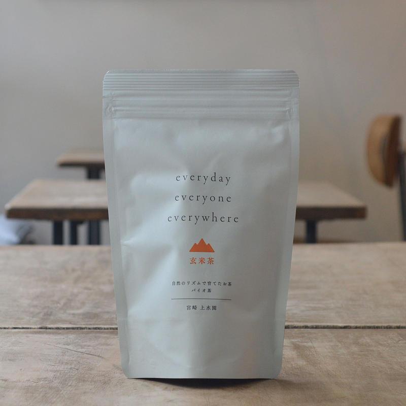 宮崎上水園 / everyday  玄米茶