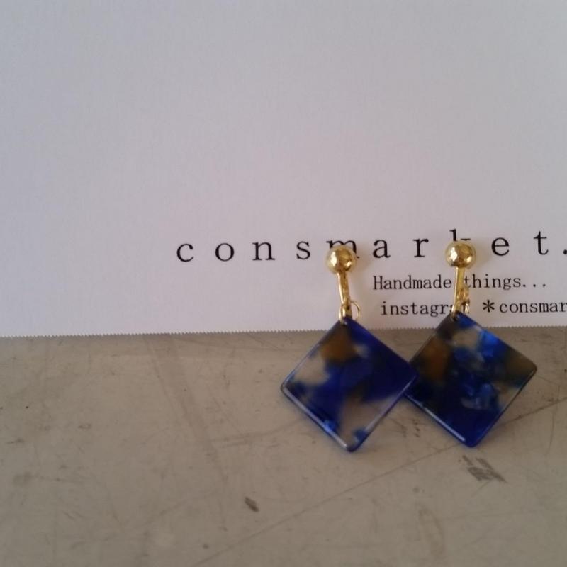 earrings  ma-buru  180703/e-1