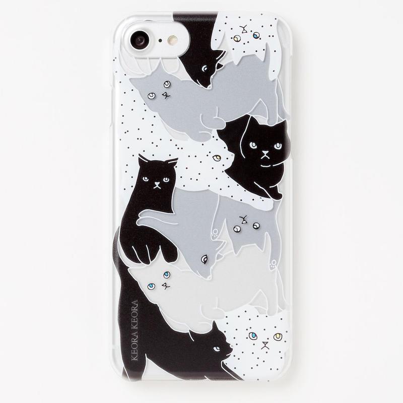 【iPhone6&7&8専用】アクリルiPhoneケース