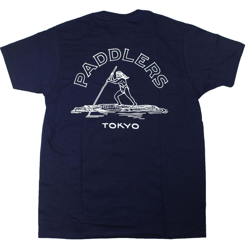 Pocket T-shirts (Navy)