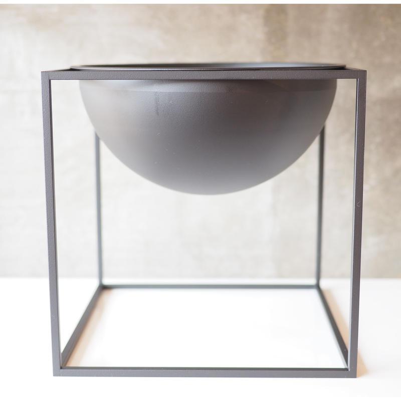 Kubus Bowl Large / Black【by lassen】
