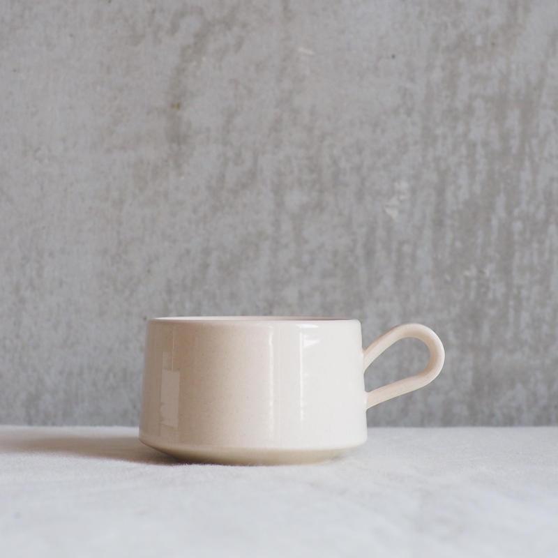 Daily MUG #beige【3rd ceramics】