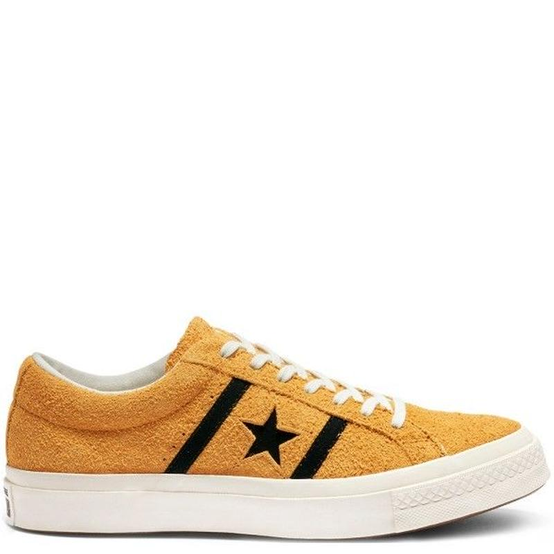 ONE STAR ACADEMY SUEDE YELLOW 163268C