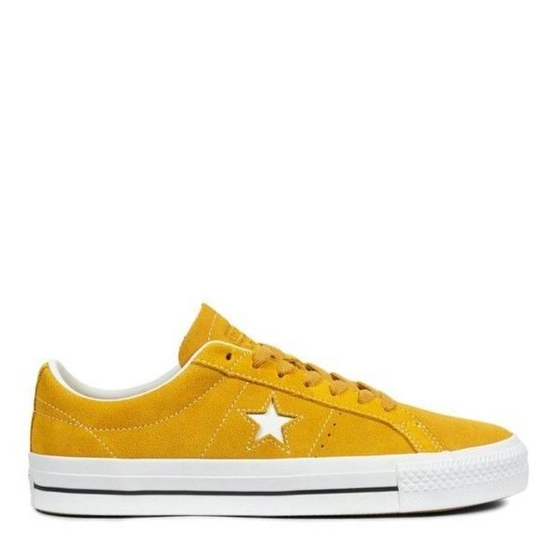 CONS MUSTARD YELLOW SUEDE 159511C