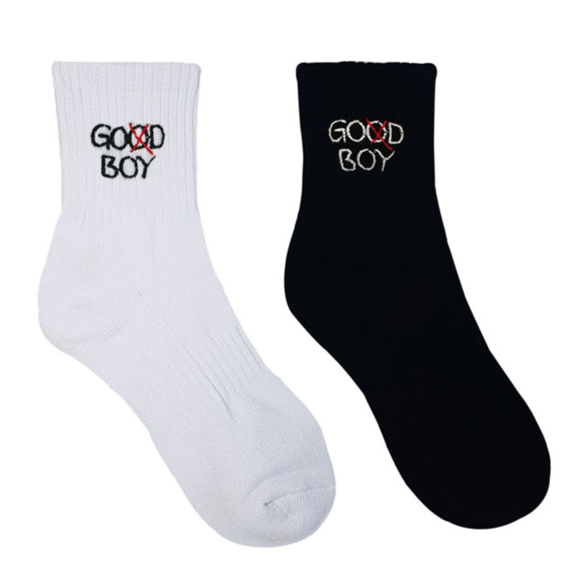 811 GOOD BOY (WHITE, BLACK)