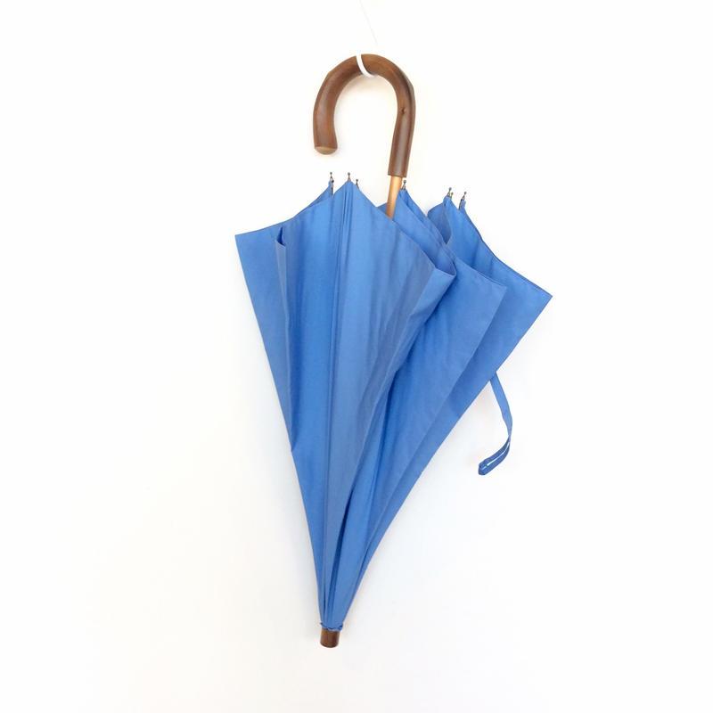 <unisex>Bon Bon Store(ボンボンストア) スタンダード長傘(雨傘)/ブルー