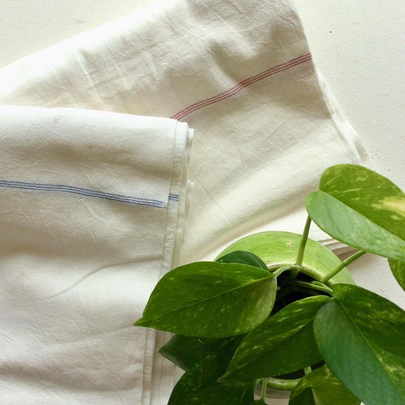 <unisex>niki toto(ニキトト) カディコットン マルチカバー /レッドライン