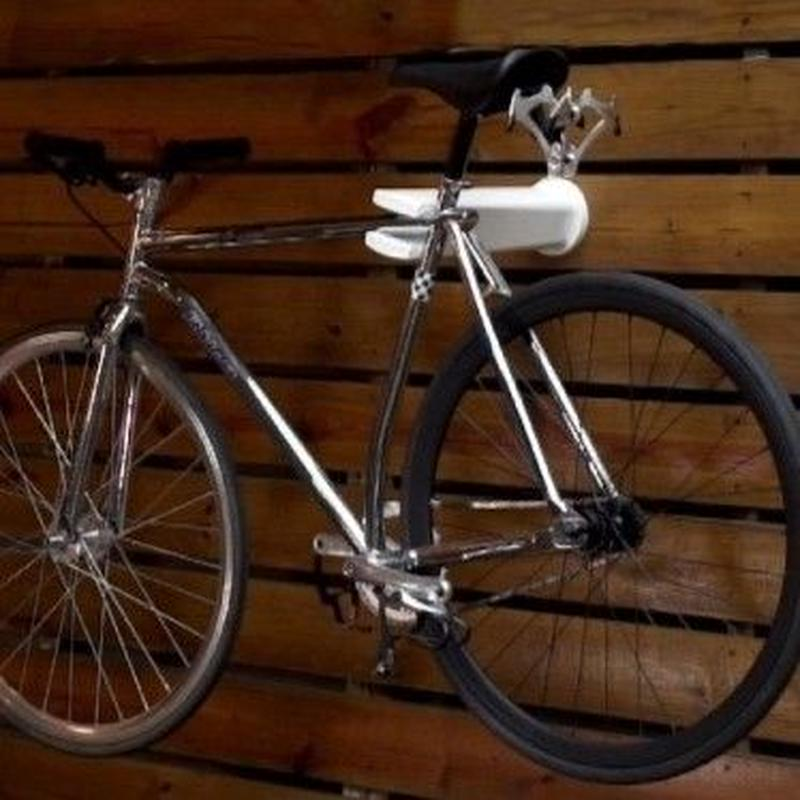 Bicycle rack cool (WHITE)