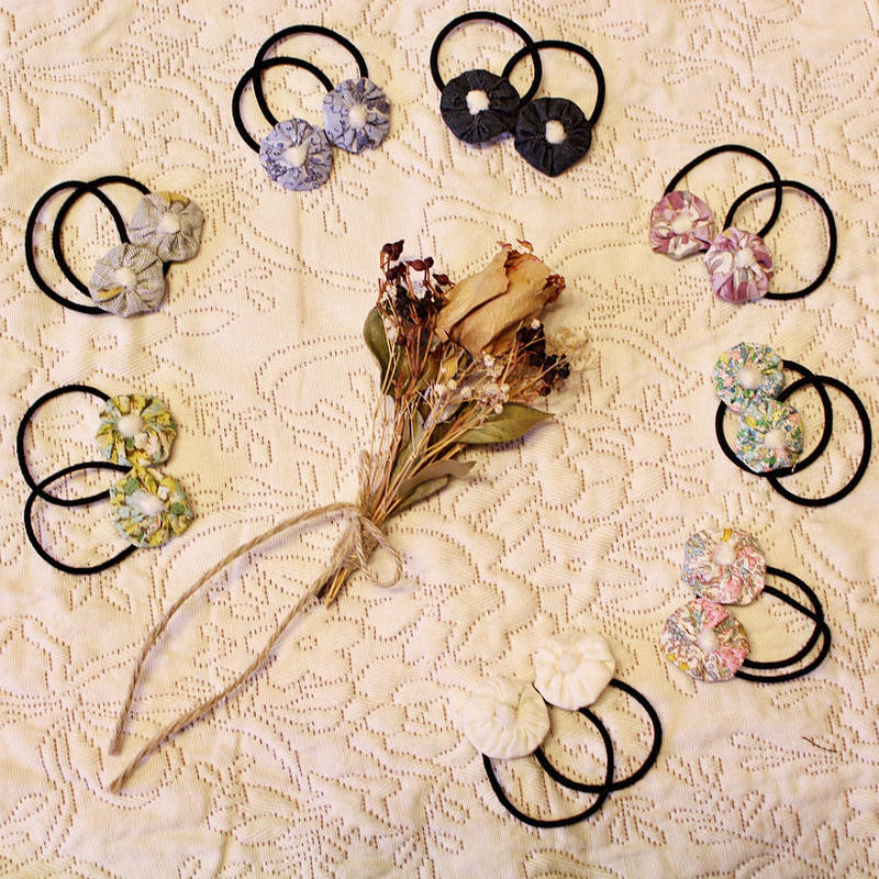 flowers hair accesesories