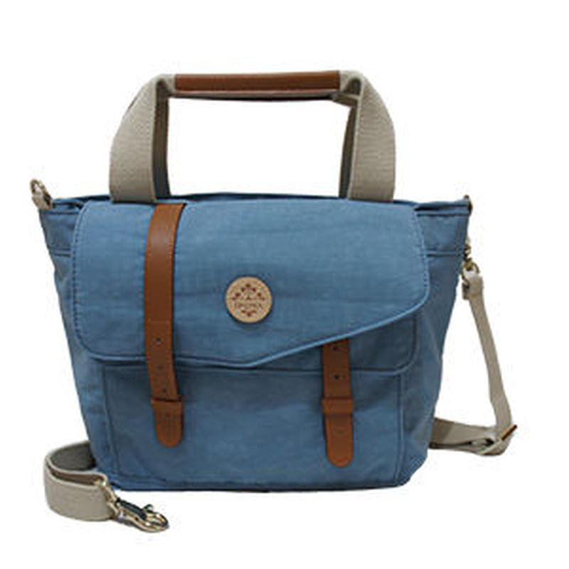 ショルダーバッグにもなる可愛いハンドバッグ