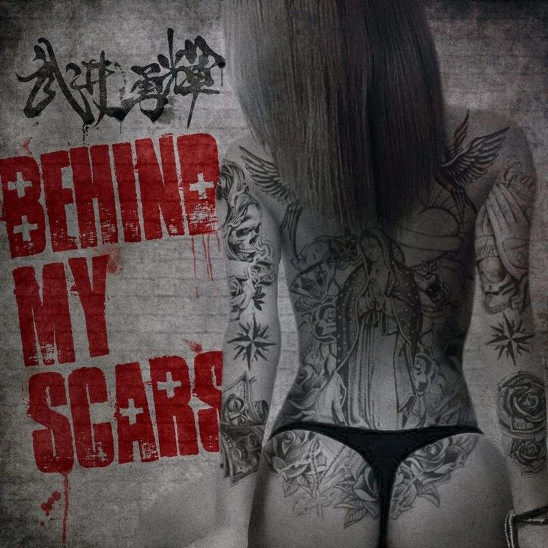 SALE武井勇輝 2nd ALBUM【BEHIND MY SCARS】