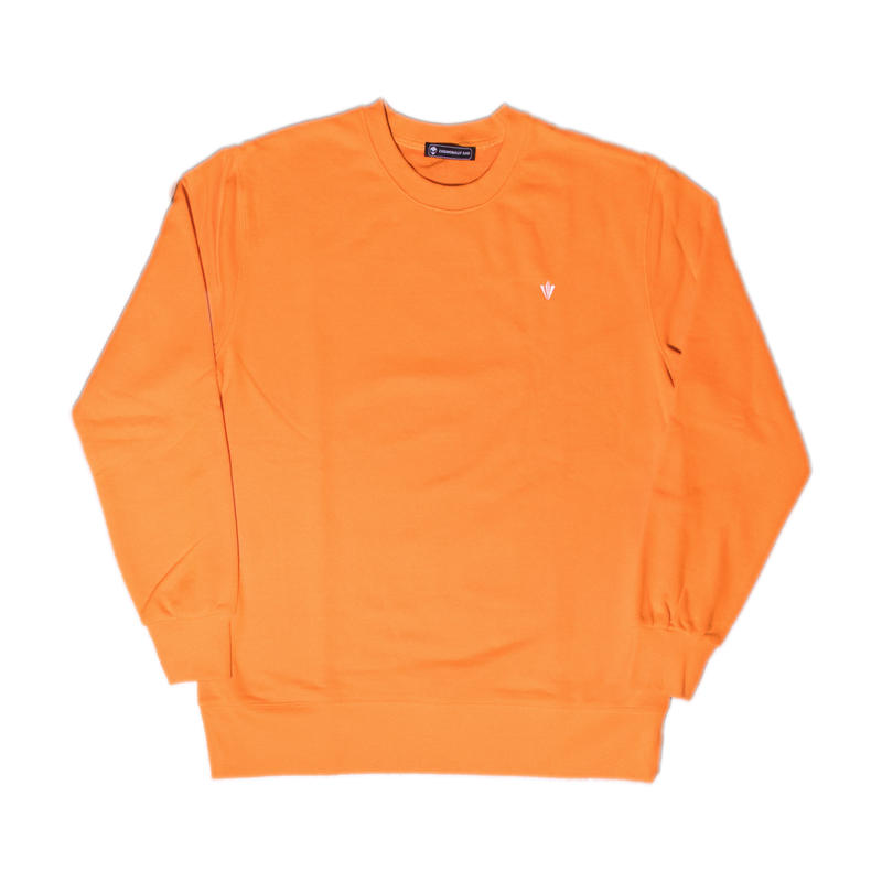 PAPER PLANES SWEATSHIRTS ORANGE