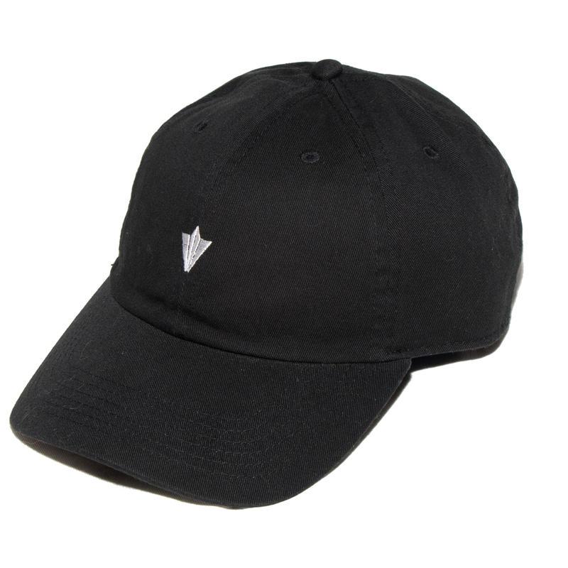 PAPER PLANES LOW CAP BLACK