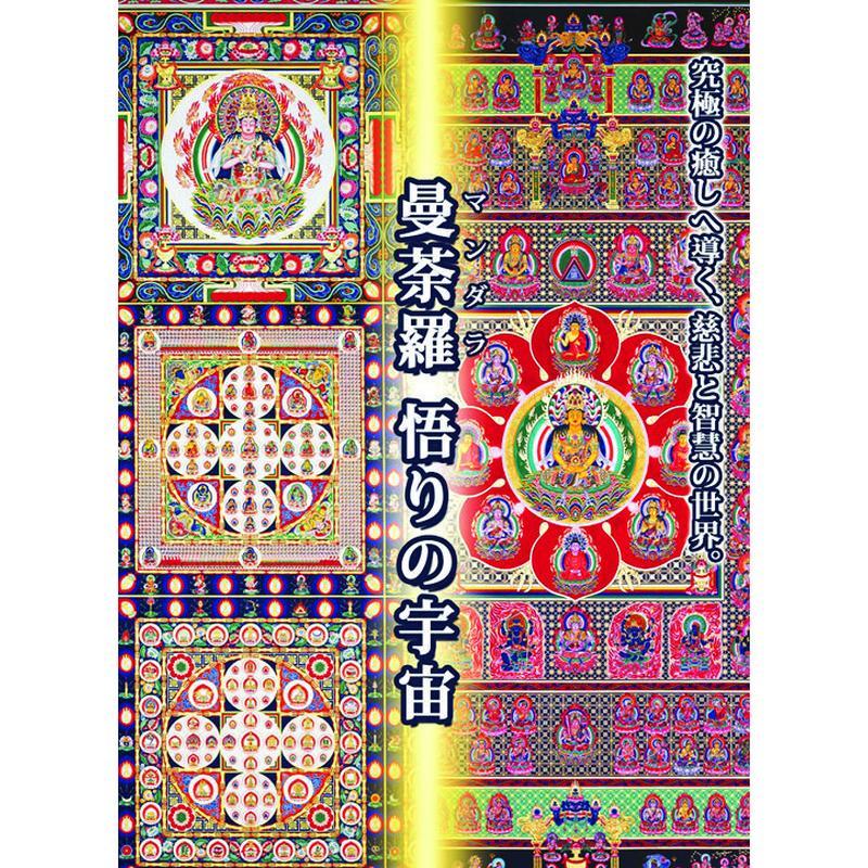 『曼荼羅 悟りの宇宙』DVD