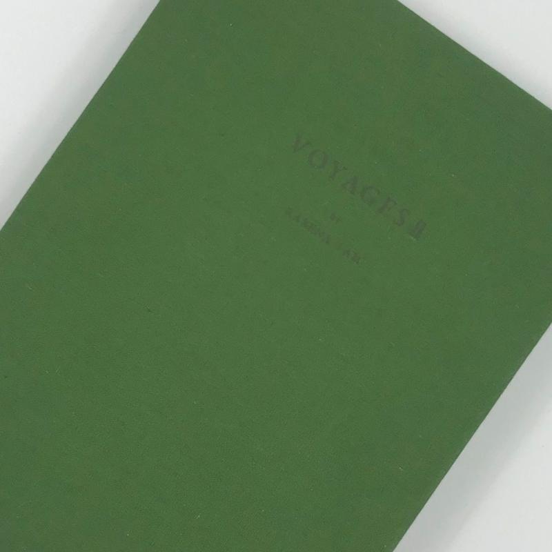 Title/ VOYAGES Ⅱ Author/ Karena Lum