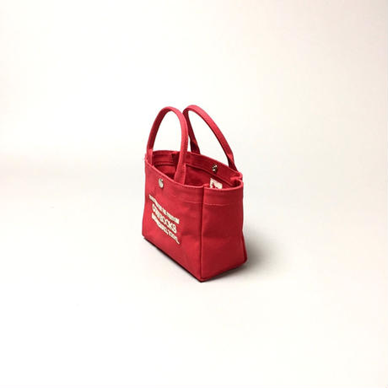 Container Mini  (Red × Ivory)