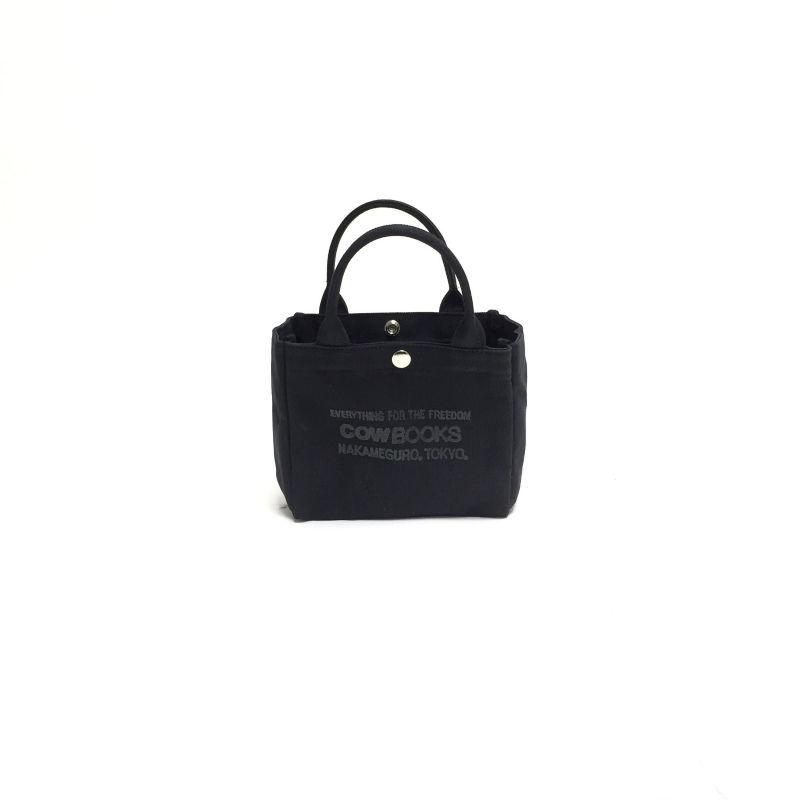 【残り僅か】Container Mini (Black×Black)