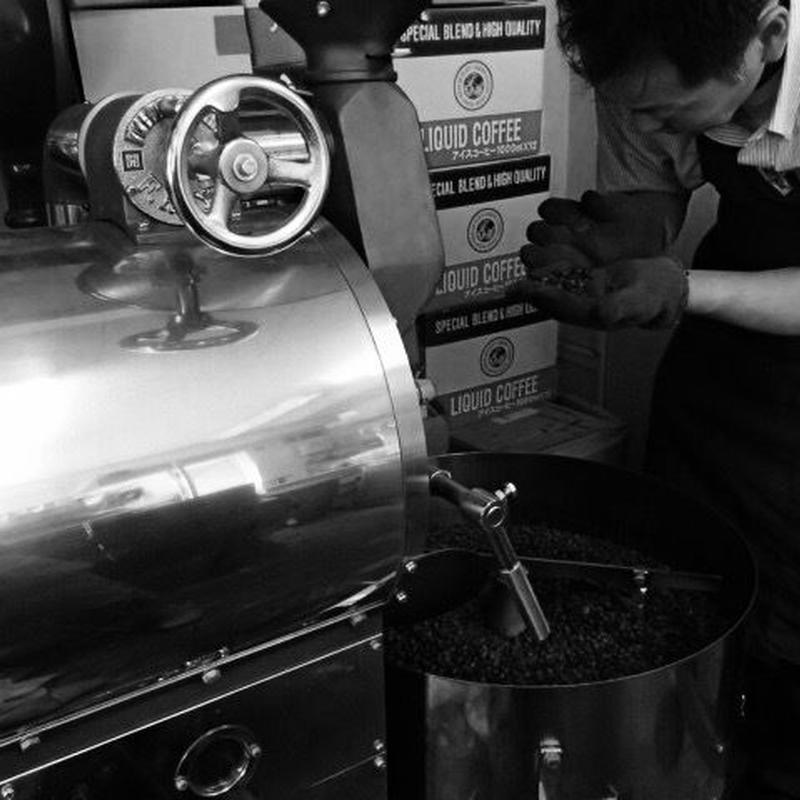 バリ・インドネシアコーヒー豆 500g ¥2300 ご注文後に焙煎いたします