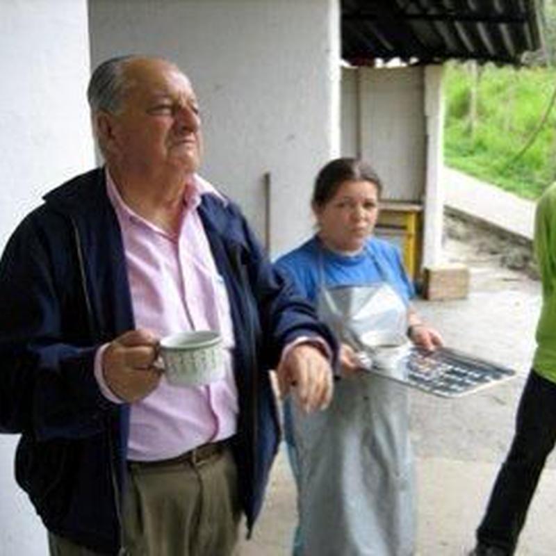 コロンビア ドミンゴ200g~Mr. Fernando Gomez Chicaさん(農園主)