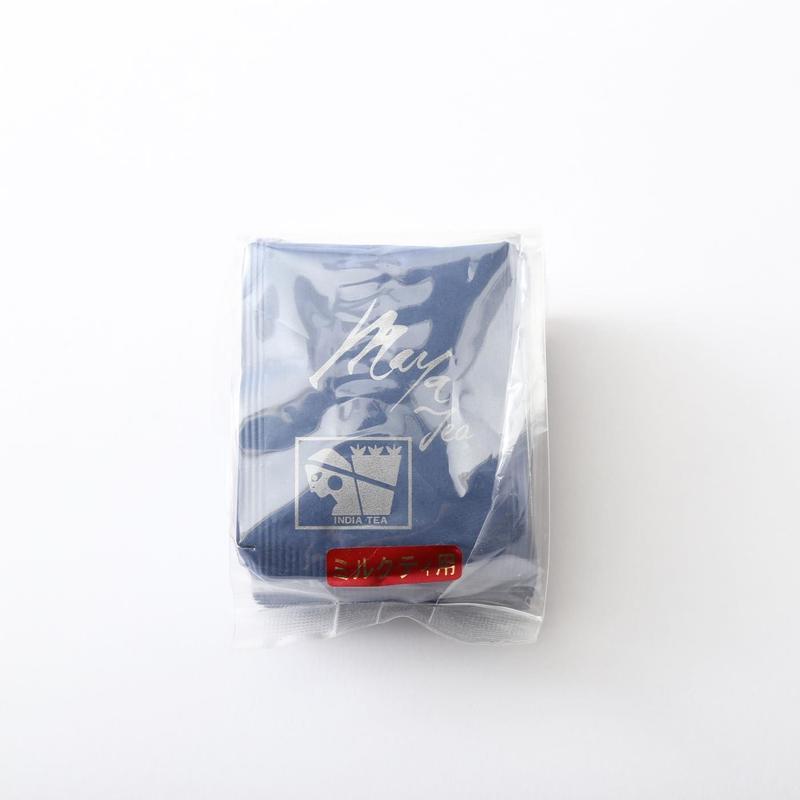 Maya Tea 本格派ティーバッグ BLUE アッサム使用 ミルクティー用10枚入
