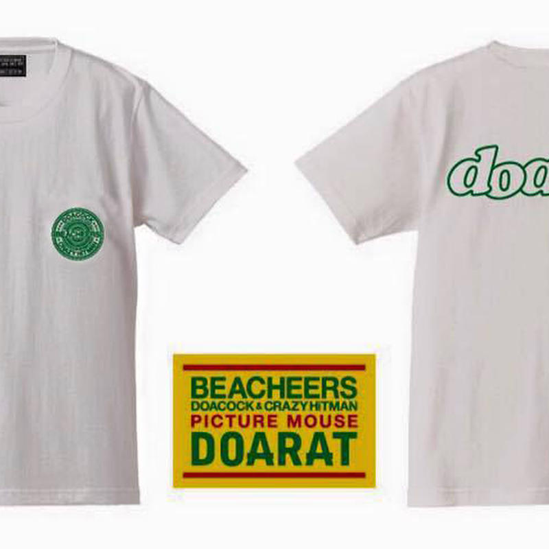 BEACHEERS x DOARAT x PICTURE MOUSE CollaborationTee