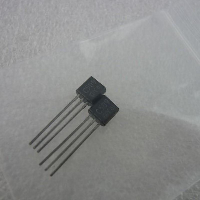 NPNトランジスタ 2SC509 2pcs/pack  ( NPN TRANSISTOR  2SC509 2pcs/pack )