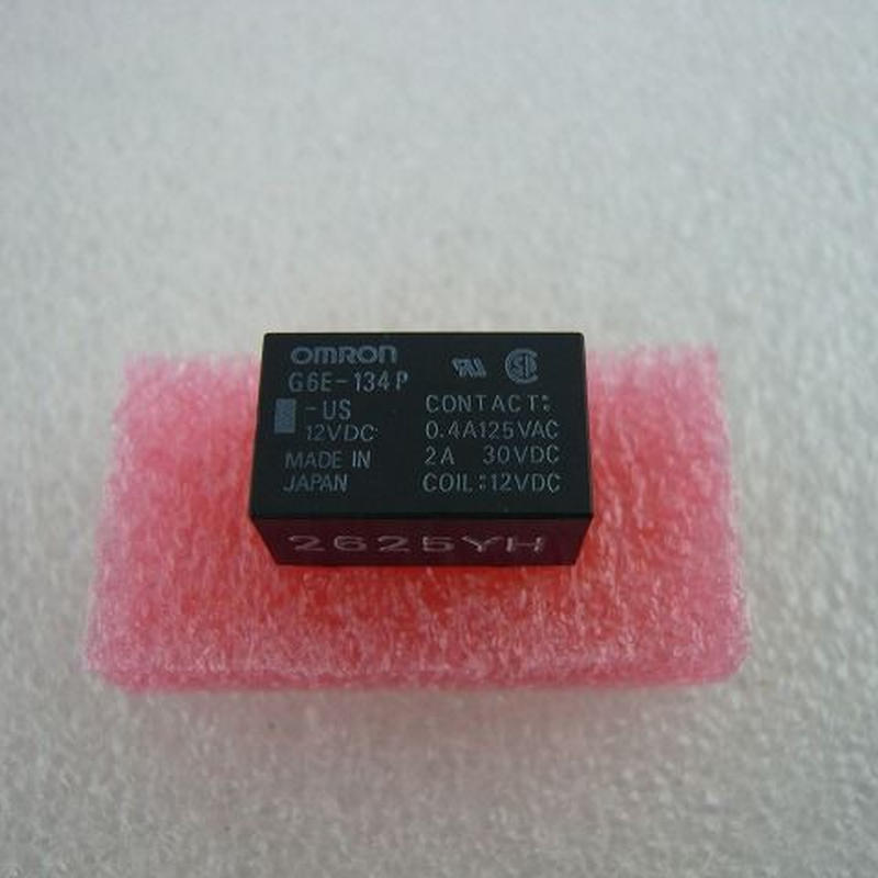 OMRON マイクロリレー G6E (OMRON MICRO RELAY G6E)