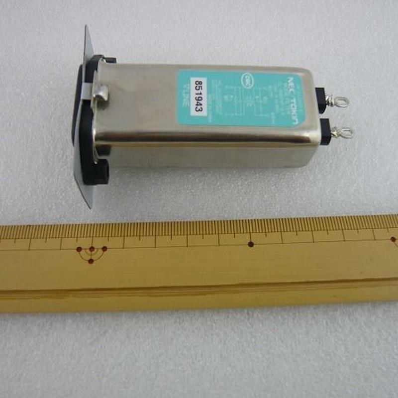 NEC TOKIN製  電源 NOISE FILTER UNIT   GL-2080FVP-XLR