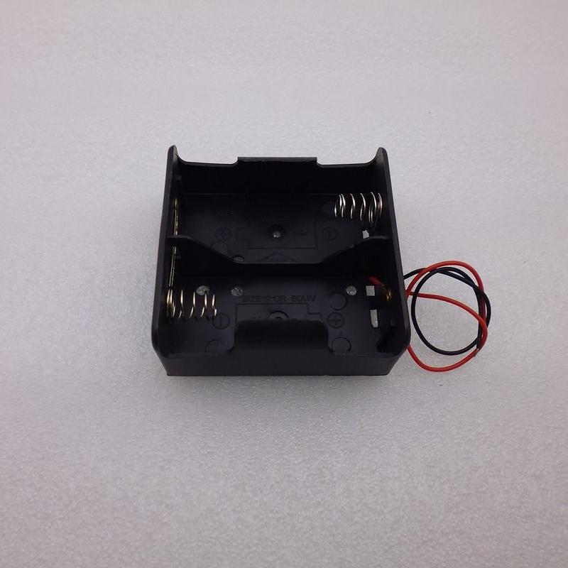 電池ホルダー 単1-2本用   ( Battery Holder UM1×2 )