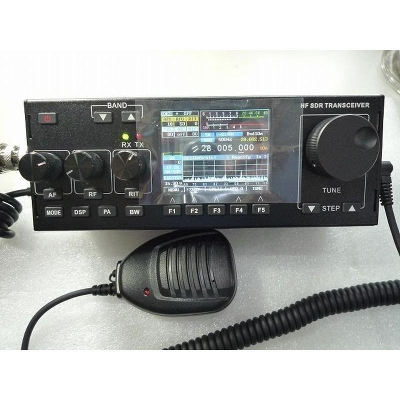 Portable HF SDRトランシーバー RS-978