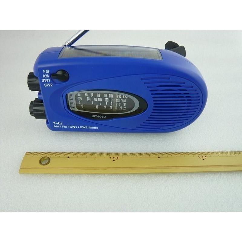 日本語詳細組立手順書付   短波バンド付  本格的 AM / FM / SW1 / SW2 RADIO KIT
