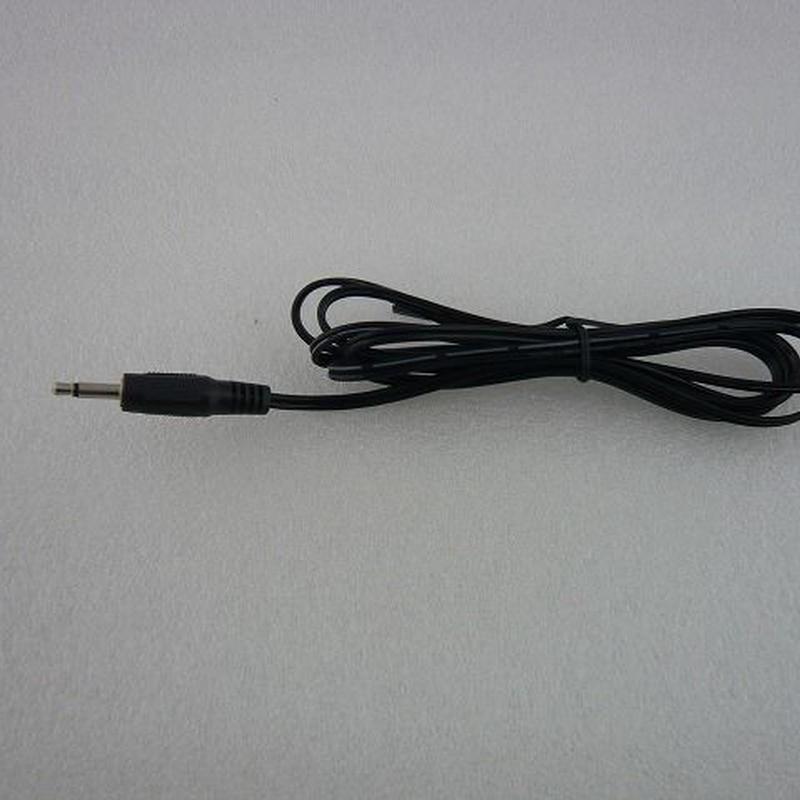 Φ3.5 MONO  PLUGケーブル  (Φ3.5 MONO PLUG  CABLE )