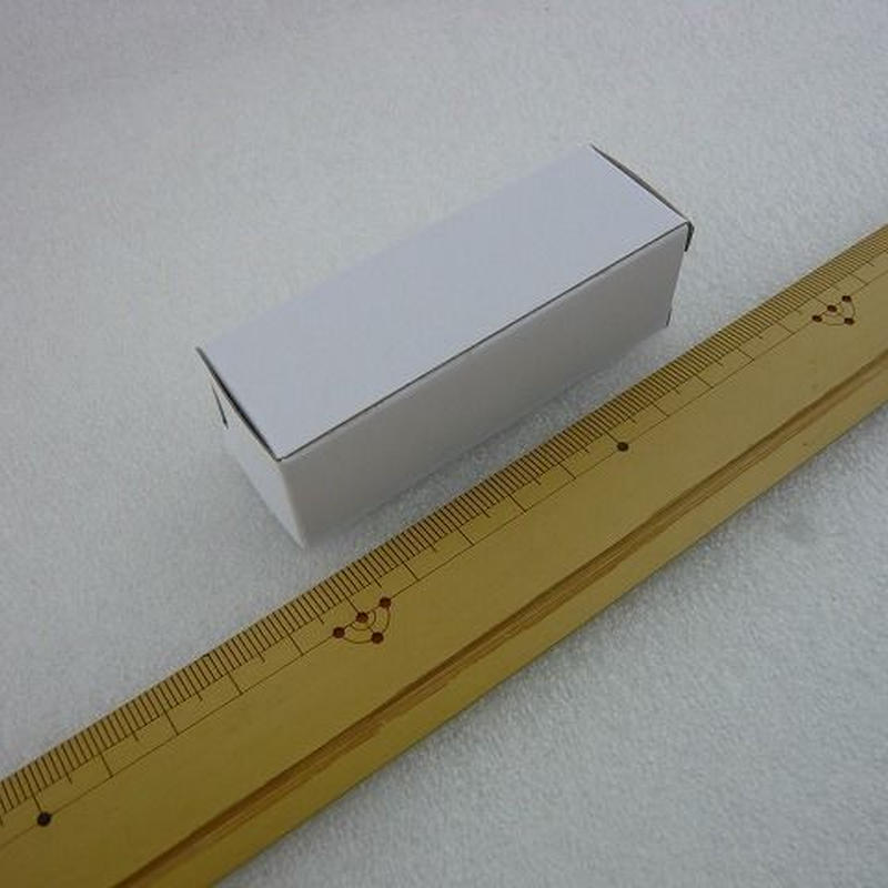50枚組   MT管用 白箱  (Tube MT Type White Box 50pcs /pack )