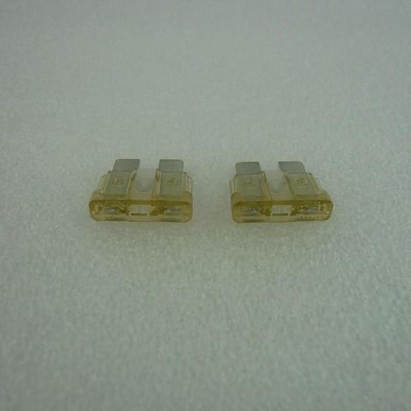 T型FUSE  25A  2pcs/pack