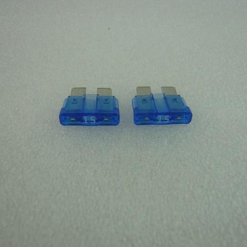 T型FUSE  15A  2pcs/pack