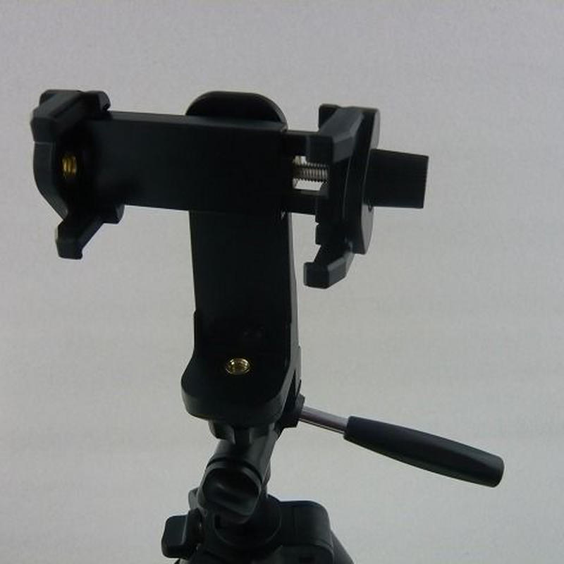 カメラ用三脚取付ホルダ-