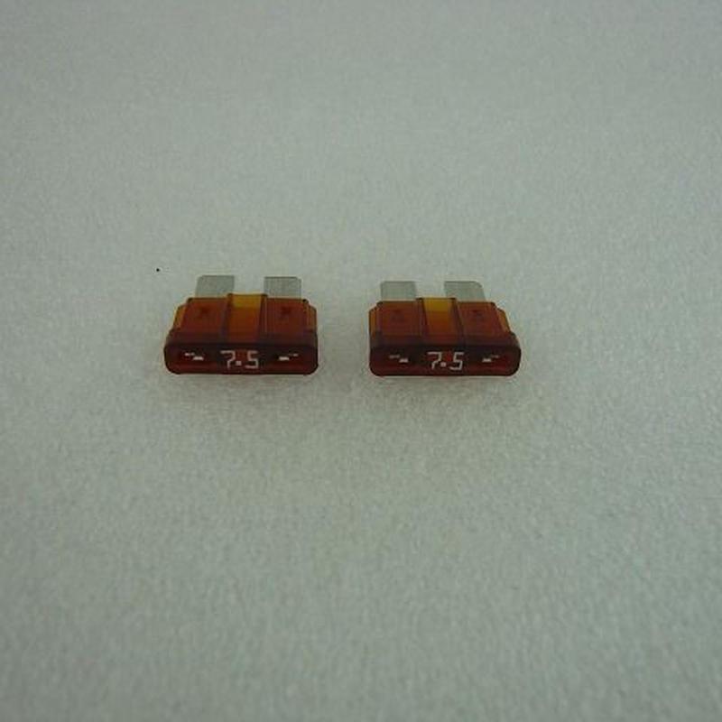 T型FUSE 7.5A  2pcs/pack