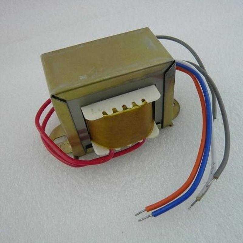 小型電源トランス ZHW-BT-0.8VL  ( Power Transformer )