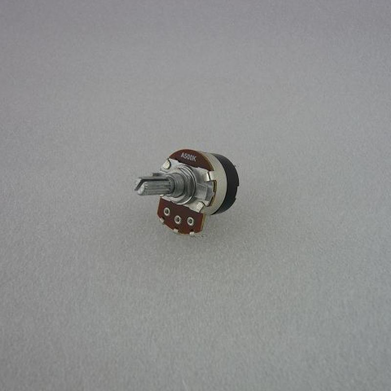 スイッチ付ボリューム 500KΩ A型