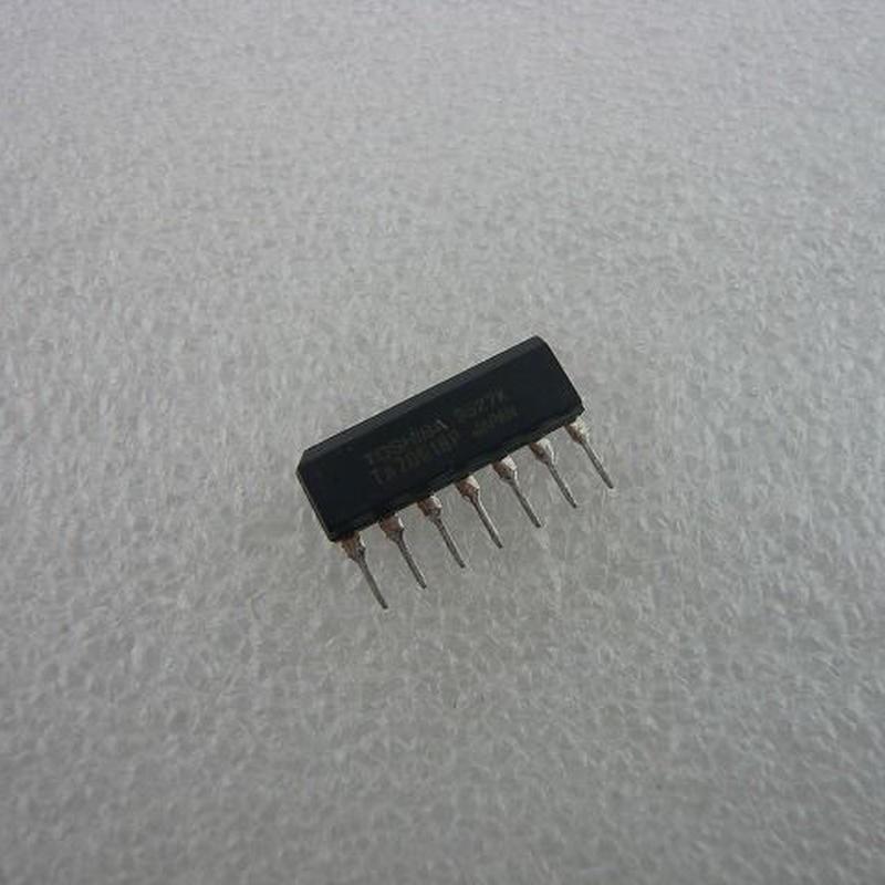FM IF AMP IC  TA7061BP ( FM IF AMPLIFIER IC  TA7061BP)