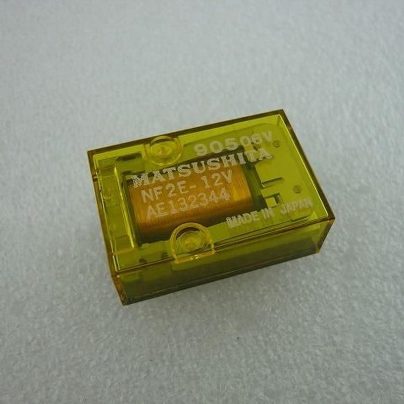 NF2E-12Vリレー  AE132344  ( MATSUSHITA RELAY NF2E-12V /  AE132344 )