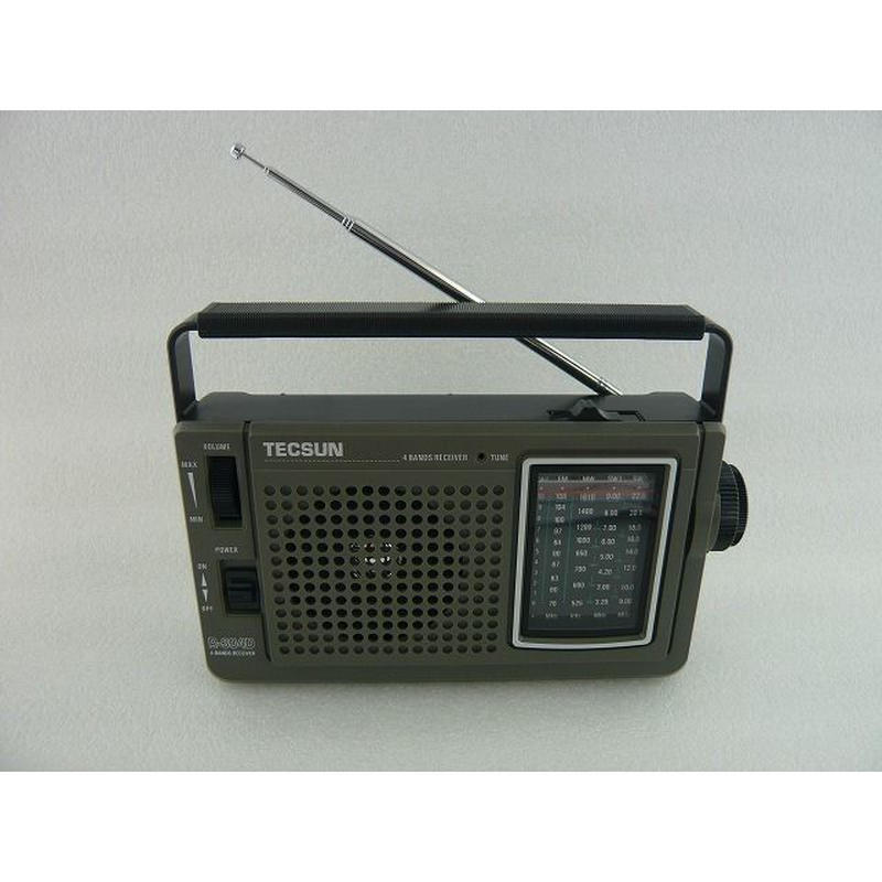 TECSUN  AM/FM/SW RADIO     ZHW-R-304D-TECSUN