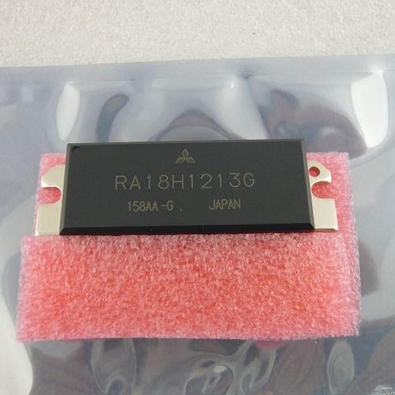 新品 三菱1200MHz帯 RF パワーMOS FET モージュ-ル RA18H1213G