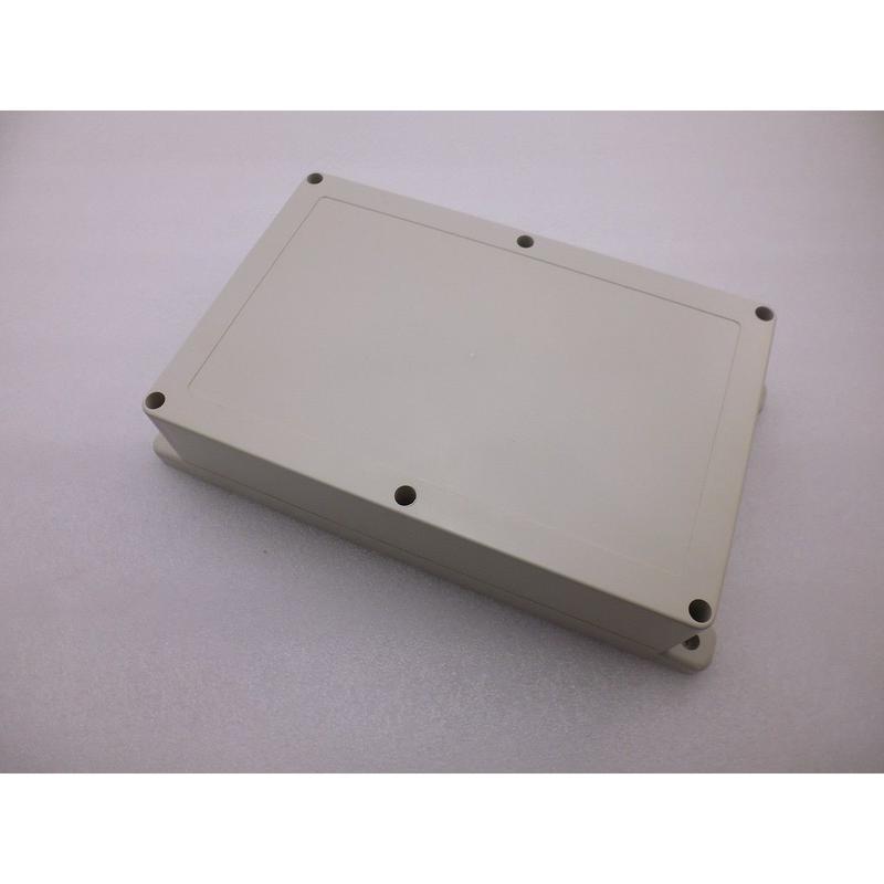 つば付防水プラスチックボックス 230×150×61 ( Waterproof Plastic Box )