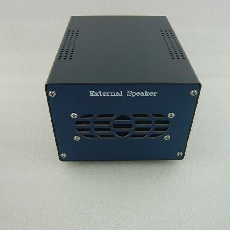 祐徳電子オリジナル 無線機外部スピ-カ-ボックス