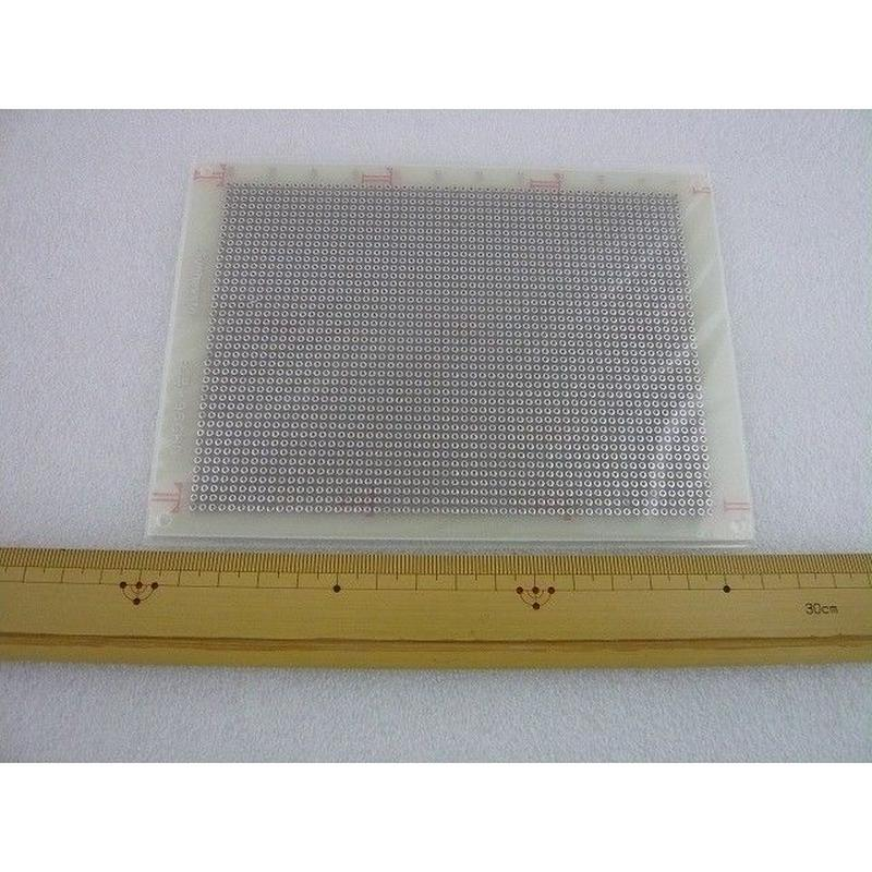 サンハヤト製     両面ガラエポ   ユニバーサル基板 ICB-96GHD ( Sunhayato  UNIVERSAL PCB  ICB-96GHD )