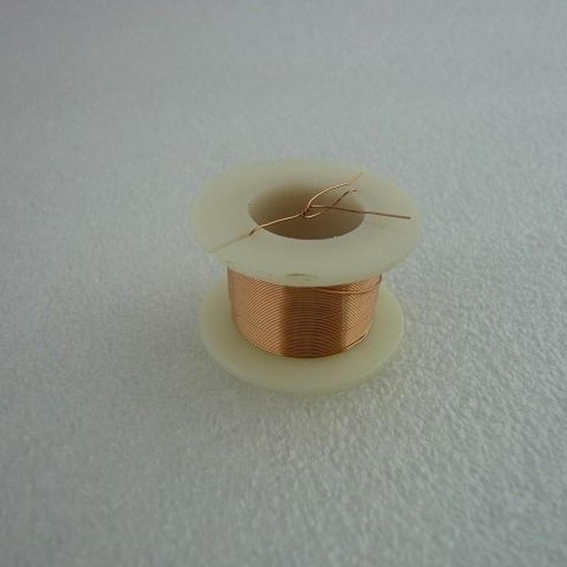 0.3mmポリウレタン線ミニボビン巻 ( 0.3mm UEW WIRE )